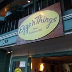 Eggs 'n Things(エッグスンシングス)ハワイ1号店でパンケーキを食べてきた